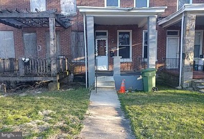2511 Oswego Avenue, Baltimore, MD 21215 - #: MDBA464432