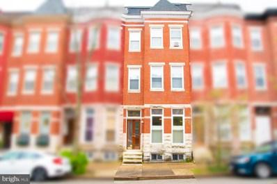 727 Reservoir Street, Baltimore, MD 21217 - #: MDBA464434