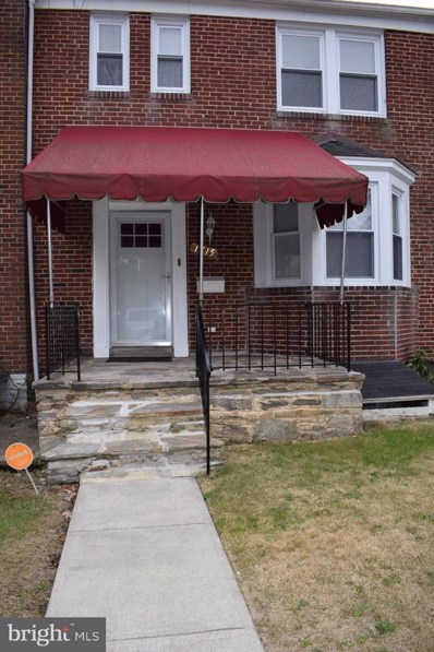 1515 Sheffield Road, Baltimore, MD 21218 - #: MDBA464462