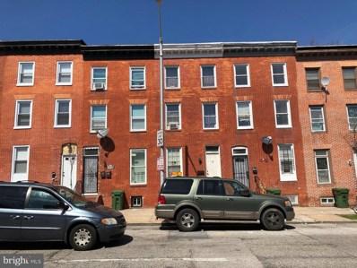 1312 W Pratt Street, Baltimore, MD 21223 - #: MDBA464502