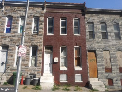207 S Pulaski Street, Baltimore, MD 21223 - #: MDBA464504