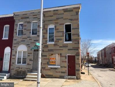 2011 N Payson Street, Baltimore, MD 21217 - #: MDBA464524