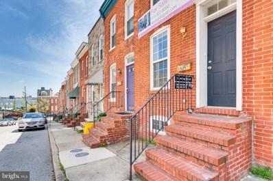 525 E Gittings Street, Baltimore, MD 21230 - #: MDBA464572