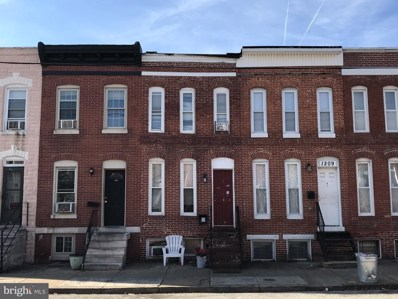 1207 W Cross Street, Baltimore, MD 21230 - #: MDBA464574