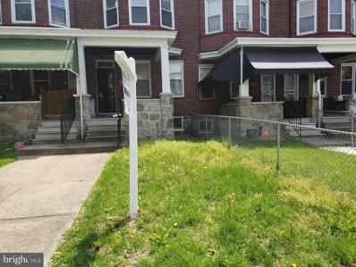 2535 W Lafayette Avenue, Baltimore, MD 21216 - #: MDBA464588
