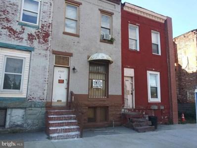 2305 E North Avenue, Baltimore, MD 21213 - #: MDBA464600