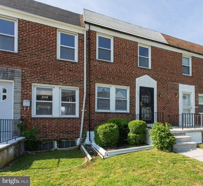 3735 E Elmley Avenue, Baltimore, MD 21213 - #: MDBA464648