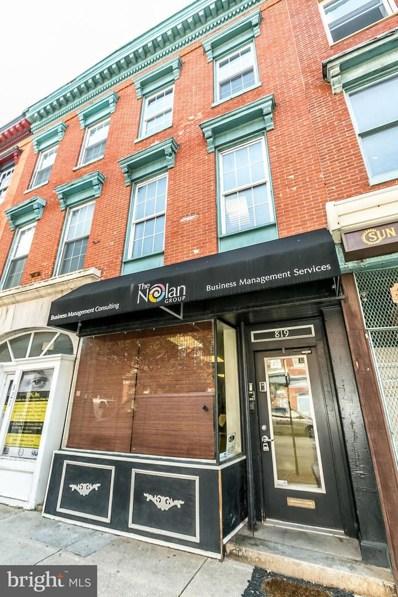 819 E Baltimore Street, Baltimore, MD 21202 - #: MDBA464666