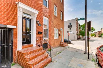 21 E Fort Avenue, Baltimore, MD 21230 - #: MDBA464714
