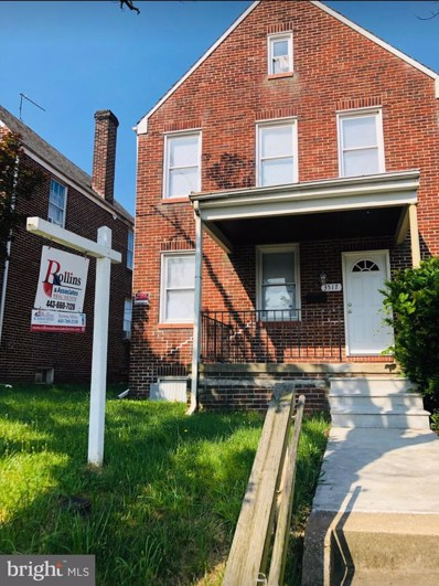 3517 Erdman Avenue, Baltimore, MD 21213 - #: MDBA464718