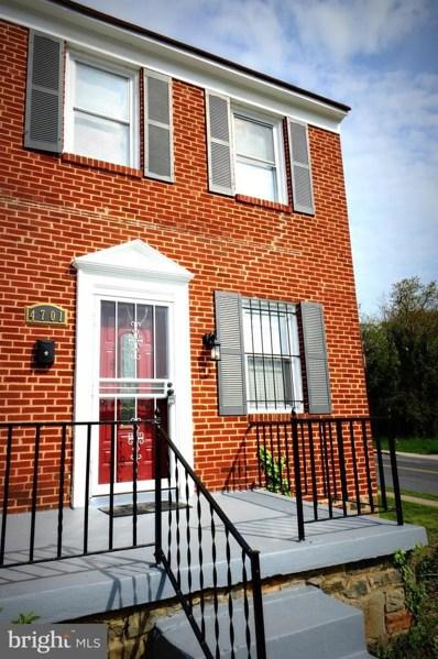 4701 Midwood Avenue, Baltimore, MD 21212 - #: MDBA464728