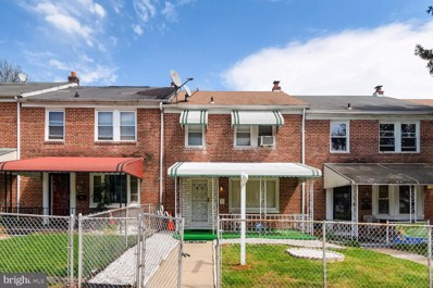 709 Wildwood Parkway, Baltimore, MD 21229 - #: MDBA464744