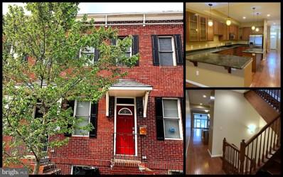 506 N Chester Street, Baltimore, MD 21205 - #: MDBA464750