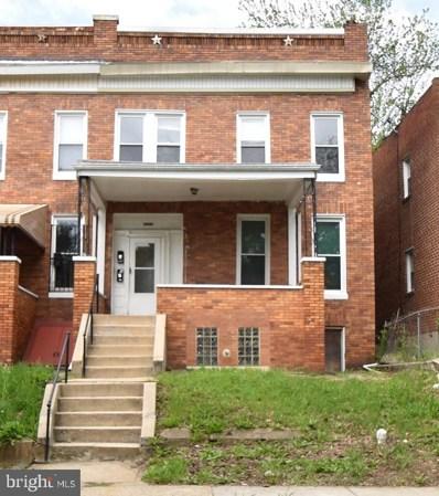 2504 Linden Avenue, Baltimore, MD 21217 - #: MDBA464798