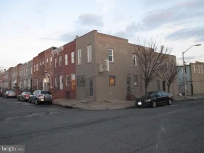 1175 Sargeant Street, Baltimore, MD 21223 - #: MDBA464838