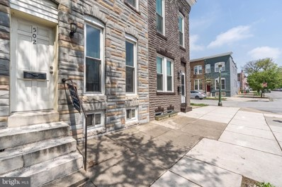 502 W 27TH Street, Baltimore, MD 21211 - #: MDBA464854