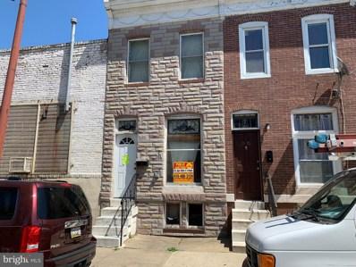 139 N Janney Street, Baltimore, MD 21224 - #: MDBA464888