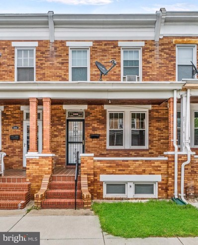 3306 Dudley Avenue, Baltimore, MD 21213 - #: MDBA464918