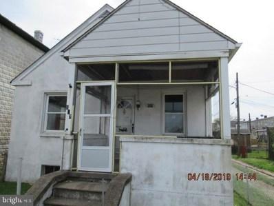 527 Pontiac Avenue, Baltimore, MD 21225 - #: MDBA464942
