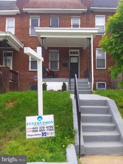 3219 Brighton Street, Baltimore, MD 21216 - #: MDBA464966