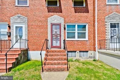 4310 Roberton Avenue, Baltimore, MD 21206 - #: MDBA464978