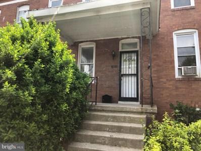 621 Melville Avenue, Baltimore, MD 21218 - #: MDBA465006