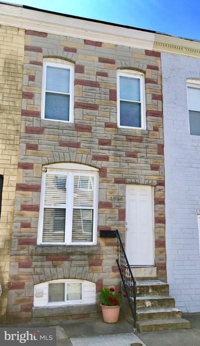 2936 Miles Avenue, Baltimore, MD 21211 - #: MDBA465036