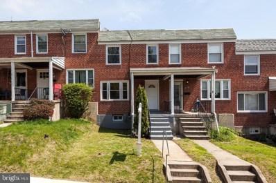 3655 Keystone Avenue, Baltimore, MD 21211 - #: MDBA465058