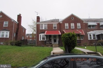 1517 Northwick Road, Baltimore, MD 21218 - MLS#: MDBA465082