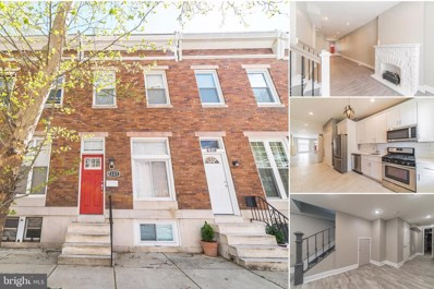 2321 Guilford Avenue, Baltimore, MD 21218 - #: MDBA465094