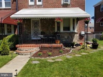 1534 Lochwood Road, Baltimore, MD 21218 - #: MDBA465186