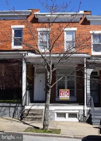 2031 N Bentalou Street, Baltimore, MD 21216 - MLS#: MDBA465248