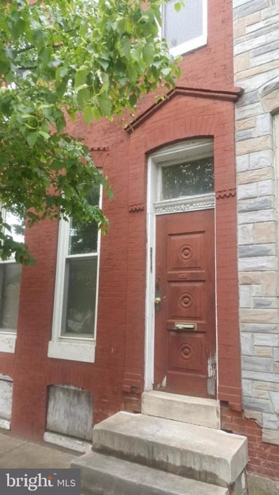 2414 Druid Hill Avenue, Baltimore, MD 21217 - #: MDBA465270