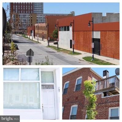 844 N Patterson Park Avenue, Baltimore, MD 21205 - #: MDBA465292