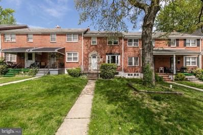 1926 Woodbourne Avenue, Baltimore, MD 21239 - #: MDBA465338