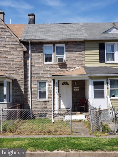 6562 Saint Helena Avenue, Baltimore, MD 21222 - #: MDBA465350