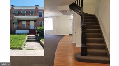 1533 N Smallwood Street, Baltimore, MD 21216 - #: MDBA465352