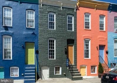 1604 Latrobe Street, Baltimore, MD 21202 - #: MDBA465360