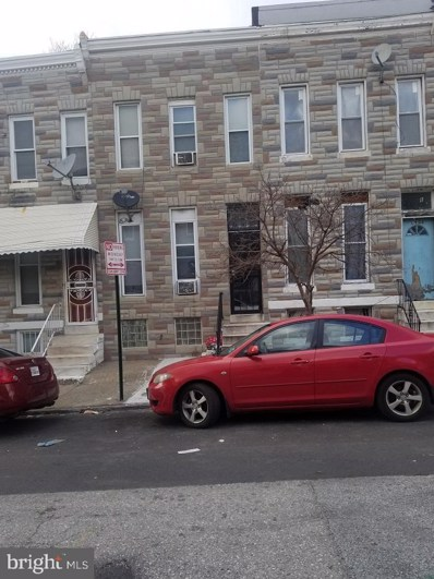 1910 Penrose Avenue, Baltimore, MD 21223 - #: MDBA465410