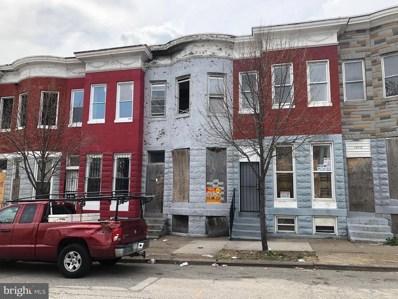 1712 N Monroe Street, Baltimore, MD 21217 - #: MDBA465432
