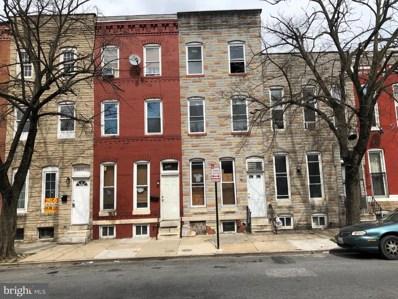 2033 Division Street, Baltimore, MD 21217 - #: MDBA465444