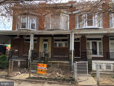 2903 Belmont Avenue, Baltimore, MD 21216 - #: MDBA465452