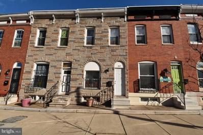 837 Collington Avenue, Baltimore, MD 21205 - #: MDBA465472