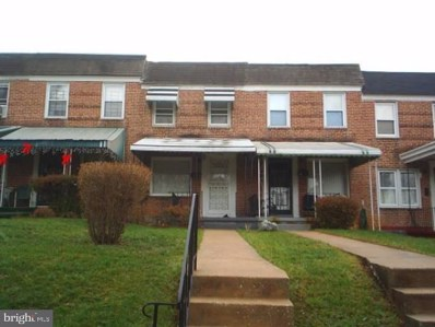35 N Culver Street, Baltimore, MD 21229 - #: MDBA465474