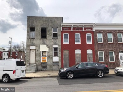 1621 Gorsuch Avenue, Baltimore, MD 21218 - #: MDBA465476