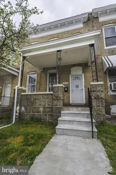 1804 E 29TH Street, Baltimore, MD 21218 - #: MDBA465498