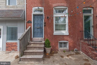 1922 Gough Street, Baltimore, MD 21231 - #: MDBA465506