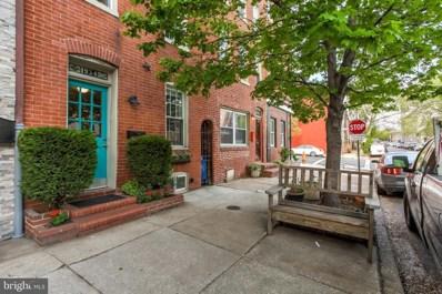1934 Bank Street, Baltimore, MD 21231 - MLS#: MDBA465524