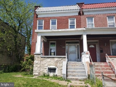 4002 W Rogers Avenue, Baltimore, MD 21215 - #: MDBA465538