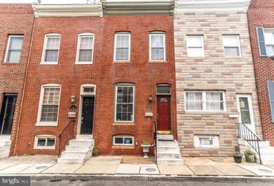 9 S Robinson Street, Baltimore, MD 21224 - #: MDBA465552